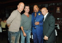 """Hopkins vs. Calzaghe """"Battle of The Planet"""" After Fight Dinner"""